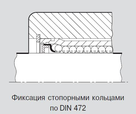 Стопорное кольцо ГОСТ 13943-86Материал: н/д