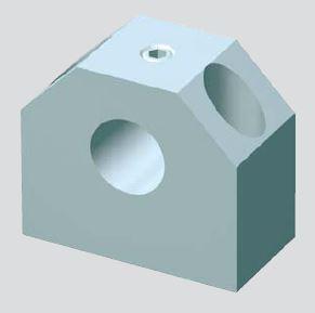 Компактные опоры для валов, R1058
